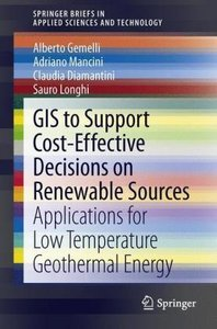 GIS to Support Cost-effective Decisions on Renewable Sources