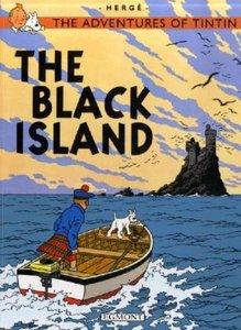 The Adventures of Tintin. The Black Island