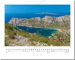 Côte d\' Azur 2020 - Von Marseille bis Monte Carlo