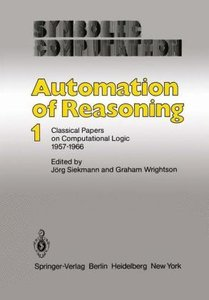 Automation of Reasoning
