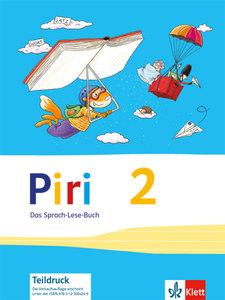 Piri Das Sprach-Lese-Buch. Schülerbuch 2. Schuljahr