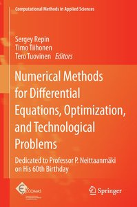 Numerical Methods for Differential Equations, Optimization, and