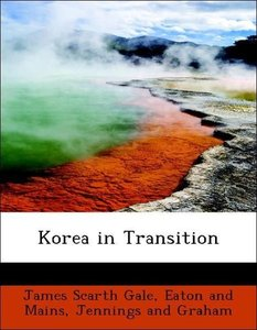 Korea in Transition