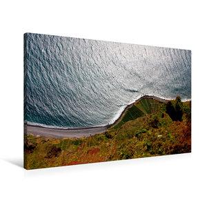 Premium Textil-Leinwand 90 cm x 60 cm quer Cabo Girão