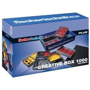 Fischertechnik 91082 - Creativ box 1000