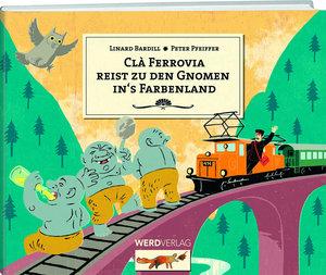 Clà Ferrovia reist zu den Gnomen ins Farbenland
