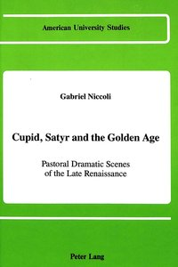 Cupid, Satyr and the Golden Age