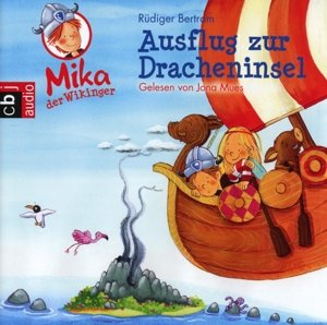 Mika der Wikinger 04. Ausflug zur Dracheninsel