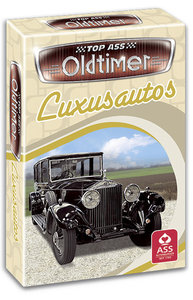 Oldtimer Luxusautos (Kartenspiel)