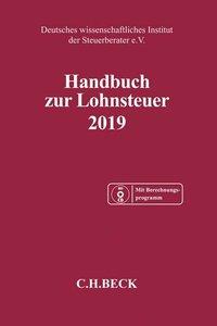 Handbuch zur Lohnsteuer 2019