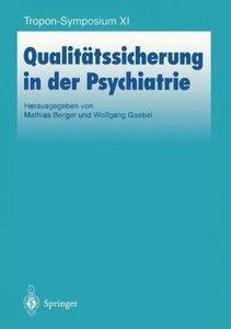 Qualitätssicherung in der Psychiatrie