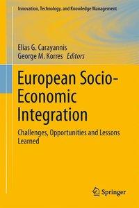 European Socio-Economic Integration