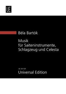 Musik für Saiteninstrumente, Schlagzeug und Celesta