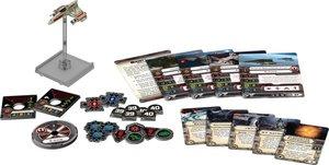 Heidelberger HEI0418 - Star Wars X-Wing: E-Wing - Erweiterung-Pa