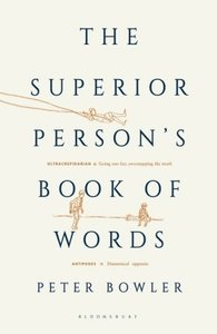 The Superior Person\'s Book of Words