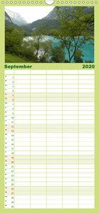 Lago di Garda - Familienplaner hoch (Wandkalender 2020 , 21 cm x