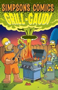 Simpsons Comics Bd. 20. Grill Gaudi