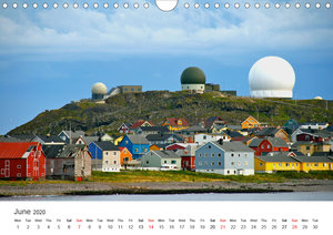 NORTHERN NORWAY - LOW SPEED! (Wall Calendar 2020 DIN A4 Landscap