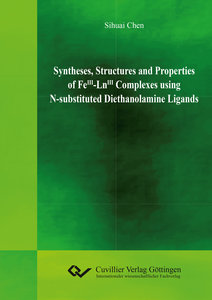 Syntheses, Structures and Properties of FeIII-LnIII Complexes us