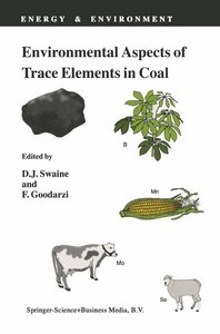 Environmental Aspects of Trace Elements in Coal