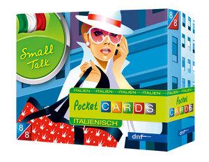 Pocket-CARDS Small talk, Italienisch, Karteikarten