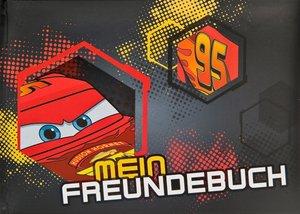 Freundebuch A5 quer Cars