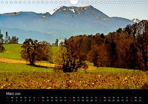 Fernsicht - Impressionen aus den Alpen