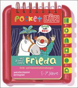 pocketLÜK-Set Zirkuspferd Frieda
