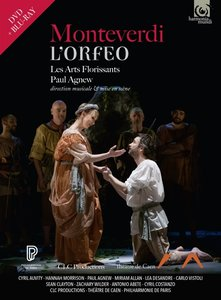 L\'Orfeo (+Blu-ray)