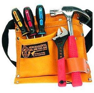 Corvus A600102 - Kids at work: Werkzeugset mit Gürtel