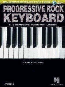 Progressive Rock Keyboard