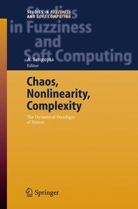Chaos, Nonlinearity, Complexity