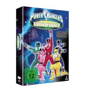 Power Rangers - Time Force - Die komplette Staffel 9