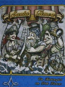 Argentum ARG00009 - Santa Timea, Kartenspiel