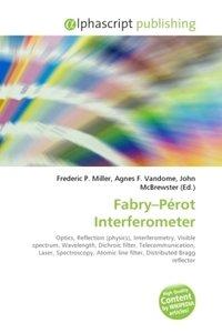 Fabry Pérot Interferometer