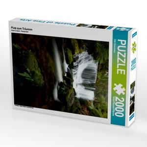 CALVENDO Puzzle Platz zum Träumen 2000 Teile Lege-Größe 67 x 90