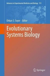 Evolutionary Systems Biology