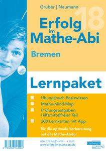 Erfolg im Mathe-Abi 2018 Lernpaket Bremen