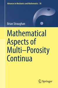 Mathematical Aspects of Multi-Porosity Continua