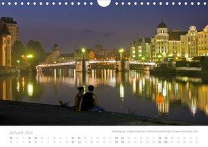 Hafenstädte der Ostsee (Wandkalender 2020 DIN A4 quer)