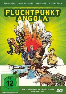 Fluchtpunkt Angola, 1 DVD