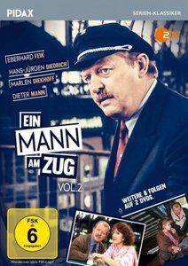 Ein Mann am Zug, 2 DVD