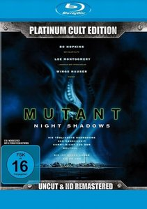 Mutant - Platinum-Cult-Edition - UNCUT - HD-Remastered