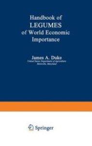 Handbook of LEGUMES of World Economic Importance
