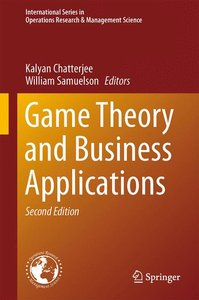 Game Theory and Business Applications