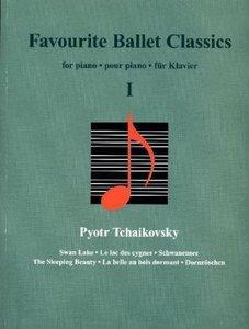 Favourite Ballet Classics, für Klavier. Bd.1