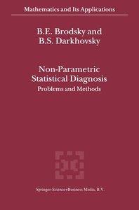 Non-Parametric Statistical Diagnosis