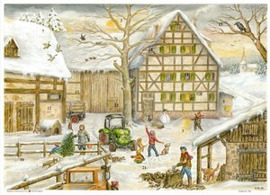 "Adventskalender ""Farm\"""