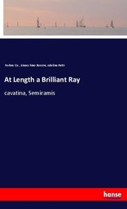 At Length a Brilliant Ray