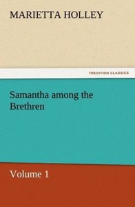 Samantha among the Brethren - Volume 1